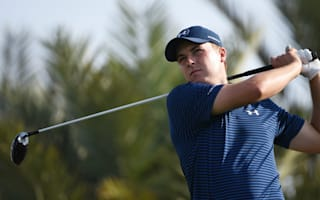 Spieth falls back to Song after delayed Singapore Open round two