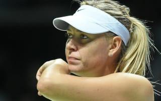 Injury forces Sharapova out of Brisbane International