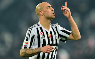Juventus 1 Napoli 0: Late Zaza strike fires champions top