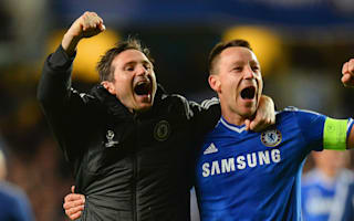 The best in Premier League history - Lampard lauds old Chelsea pal Terry