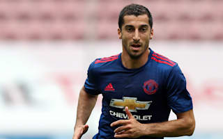 Mkhitaryan targets trophies with Manchester United