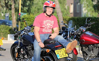 Motormouth: Mike Tindall talks Bond, bikes and boxing