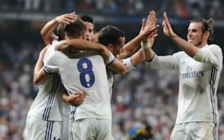 Perez: Impossible to improve Real Madrid squad