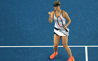 Svitolina eases past Peng to win Taiwan title