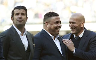 Madrid commitment and style heartens Zidane