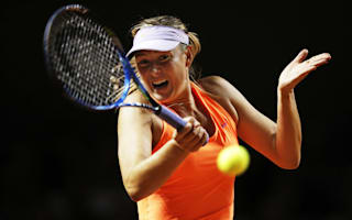 Sharapova beaten in Tie Break Tens as Halep and Dimitrov triumph