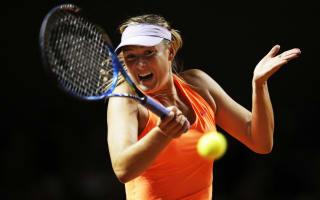 Sharapova beaten in Tie Break Tens as Halep and Dimitrov triumph