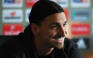 Ibrahimovic ready to shine on at United