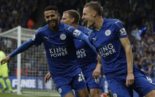 Leicester dominate player of the season nominees