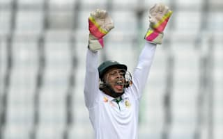 Mushfiqur set to keep in Colombo as rib fracture sidelines Liton