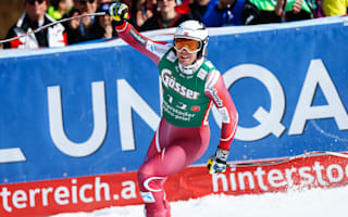 Kilde claims maiden super-G win