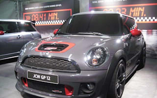 MINI John Cooper Works GP II officially revealed