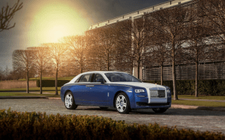 Rolls-Royce unveils Mysore special edition Ghost