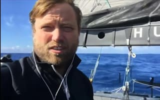 British sailor Alex Thomson smashes world record while chasing leader in Vendee Globe yacht race