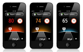 TomTom releases iPhone app that detects speed cameras