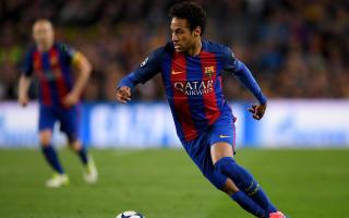 Fernandez rules out Neymar exit, plays down Dybala talk