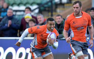 Falcons back on track with Grenoble thrashing