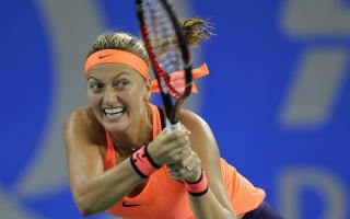 Classy Kvitova demolishes Cibulkova