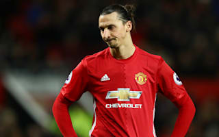Mourinho has 'no news' on Ibrahimovic's future