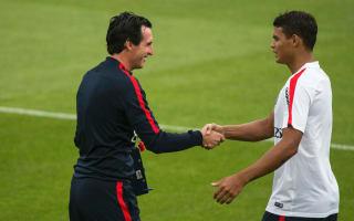Silva hopes PSG adapt to Emery swiftly