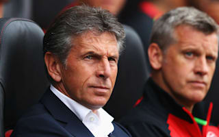 Puel urges focus from Southampton at San Siro
