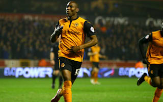 Howe confirms deal agreed for Wolves striker Afobe