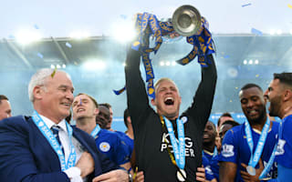 Schmeichel: I believed I would win the Premier League