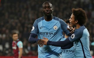 Yaya Toure not giving up on catching Chelsea