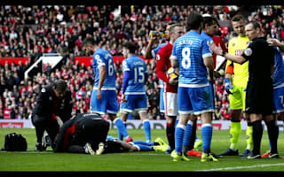 Mings jumped into my elbow, I hope he's not injured - Ibrahimovic pleads his innocence