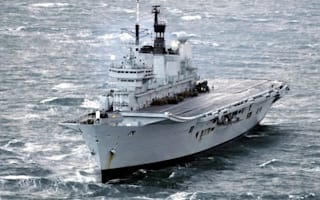 Torbay Ark Royal to become divers' paradise?