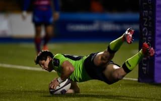 Blues get back to winning ways, Gloucester make winning start to title defence