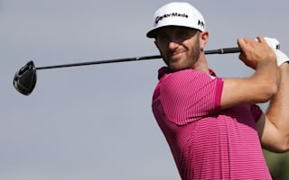 Fit-again Dustin Johnson 'very pleased' with comeback round