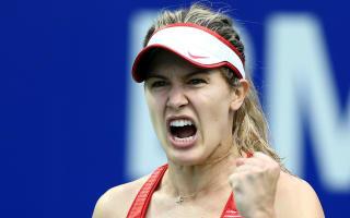 Bouchard to face Svitolina in Malaysian Open final