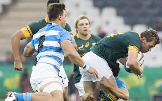 Springboks lose Combrinck to fractured fibula, Jantjies facing scan
