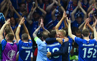 Hallgrimsson: Iceland players don't understand what they have achieved