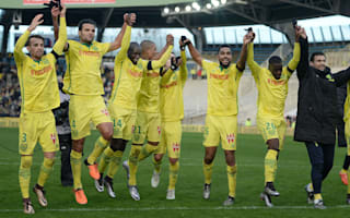 Ligue 1 review: Nantes secure first victory in six