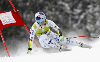 Vonn confirms season-ending injury
