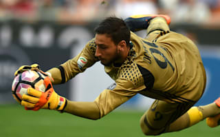 Montella: Donnarumma a new breed of goalkeeper