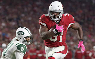 Johnson helps Cardinals roll over Jets