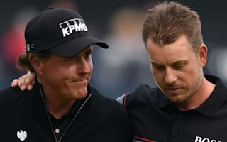 Nicklaus: Stenson-Mickelson showdown eclipsed 'Duel in the 'Sun'