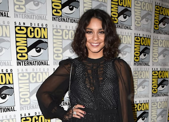 Vanessa Hudgens talks new series 'Powerless'