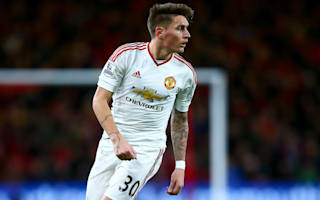 United defender Varela joins Frankfurt on loan