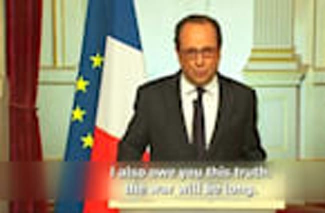 Islamic militant threat to Europe has never been so severe - France's Hollande