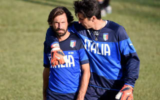 Pirlo: Buffon deserves Ballon d'Or if Juve win Champions League
