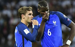 Griezmann admits desire to play alongside United star Pogba