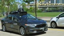 Uber enseña su primer vehículo autopilotado