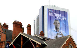 Champions League Final Diary: Bale's biggest fan welcomes Juventus and Real Madrid