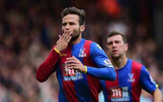 Crystal Palace star Cabaye '50-50' to face Bournemouth