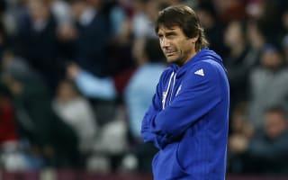 Conte insists title talk is dangerous