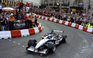 Making vroom for Formula 1 in London